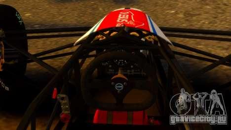Formula Ford 1600 v1.0 для GTA 4 вид сзади слева