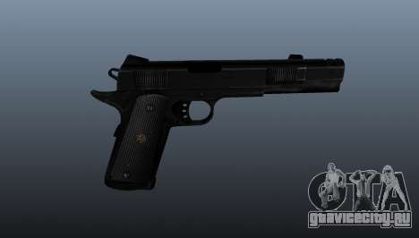 Пистолет Colt M1911 для GTA 4 третий скриншот