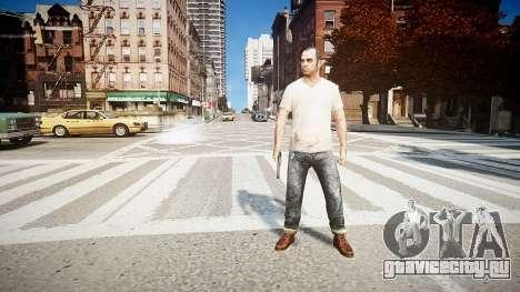 Trevor Fillips from GTA V для GTA 4 четвёртый скриншот