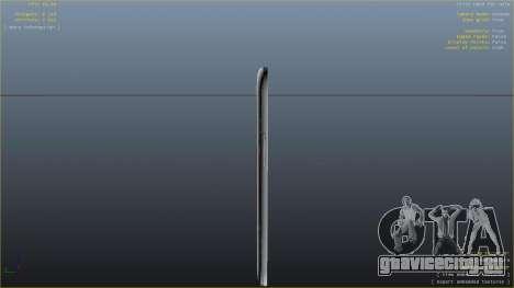 Samsung Galaxy S3 для GTA 4 седьмой скриншот
