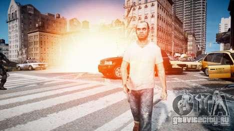 Trevor Fillips from GTA V для GTA 4 второй скриншот