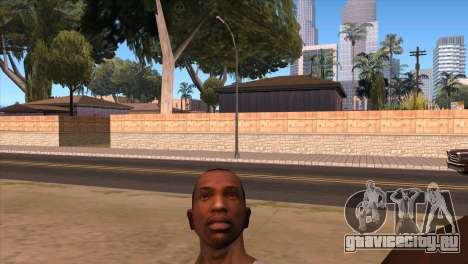 Камера как в GTA V для GTA San Andreas