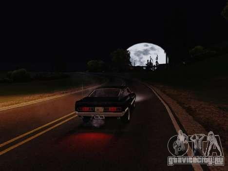 SA_RaptorX v 1.0 для слабых ПК для GTA San Andreas седьмой скриншот