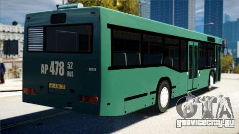 МАЗ 103С для GTA 4 вид справа