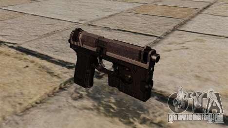 Полуавтоматический пистолет H&K Socom MK23 для GTA 4