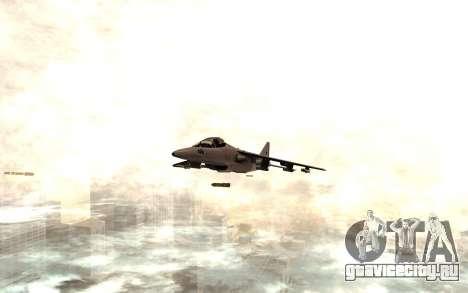 Новая ракета для GTA San Andreas второй скриншот
