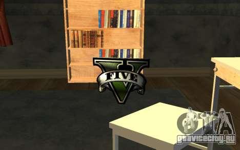 GTA V Save Icon для GTA San Andreas четвёртый скриншот