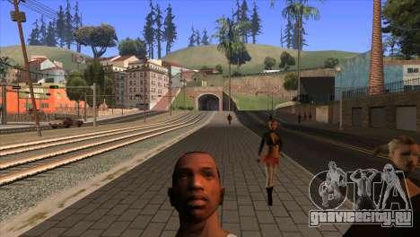 Камера как в GTA V для GTA San Andreas третий скриншот