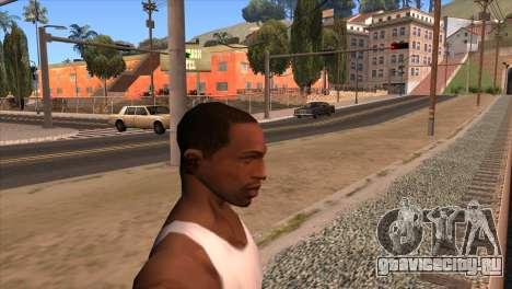 Камера как в GTA V для GTA San Andreas второй скриншот