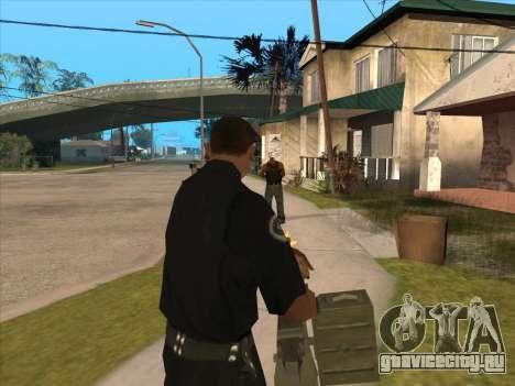 НСВТ для GTA San Andreas