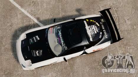 Mazda RX-7 для GTA 4 вид справа