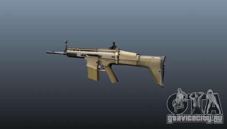 Автоматическая винтовка FN SCAR-H для GTA 4 второй скриншот