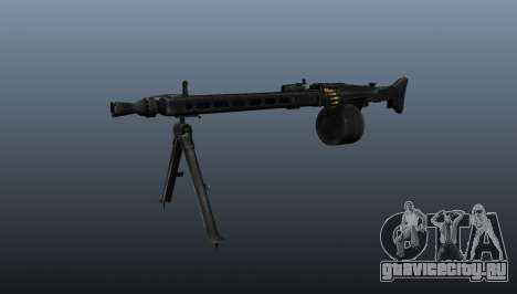Единый пулемёт MG-3 для GTA 4