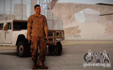 David Montes для GTA San Andreas второй скриншот