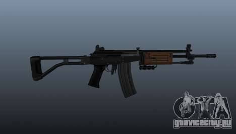 Автоматическая винтовка Galil для GTA 4 третий скриншот