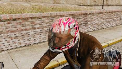 Коллекция шлемов Arai v2 для GTA 4 третий скриншот