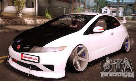 Honda Civic Type R Mugen для GTA San Andreas
