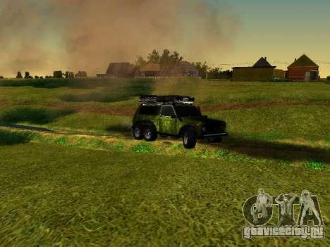 ВАЗ 212140 Охотник для GTA San Andreas вид справа