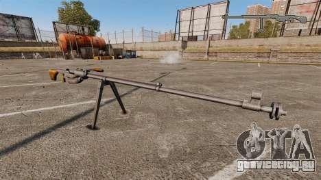Противотанковое ружьё ПТРС-41 для GTA 4