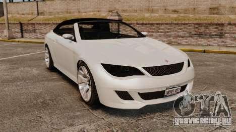 GTA V Zion XS Cabrio [Update] для GTA 4