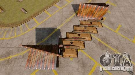 Airport Stunting для GTA 4 четвёртый скриншот