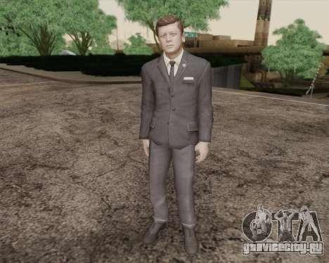 Джон Кеннеди для GTA San Andreas