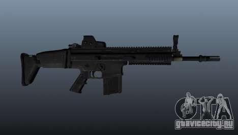 Автоматическая винтовка FN SCAR-H для GTA 4 третий скриншот