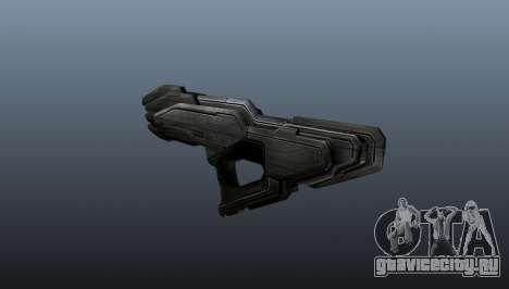 Автомат Particle для GTA 4 второй скриншот
