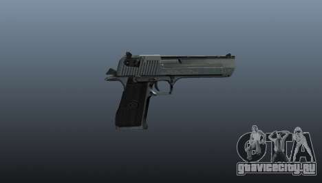 Пистолет Desert Eagle для GTA 4 третий скриншот