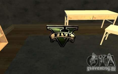 GTA V Save Icon для GTA San Andreas