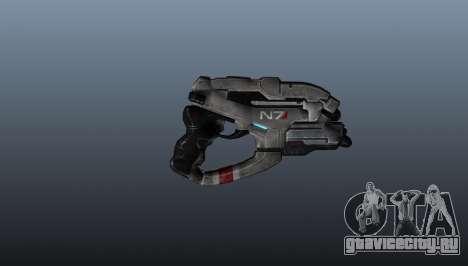 Пистолет N7 Eagle для GTA 4 третий скриншот