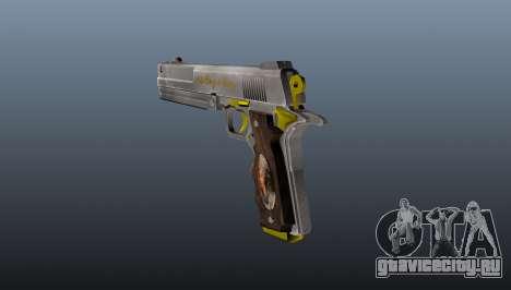 Пистолет Ivory для GTA 4 второй скриншот