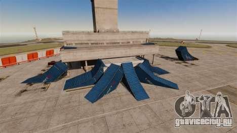 Трюк-парк для GTA 4 второй скриншот