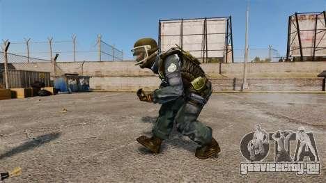 Французский спецназовец GIGN для GTA 4 второй скриншот
