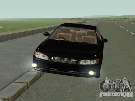 Toyota Mark II для GTA San Andreas