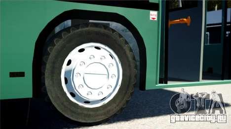 МАЗ 103С для GTA 4 вид сзади слева