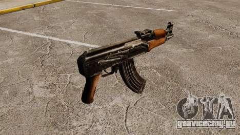 Пистолет-пулемёт Draco для GTA 4 второй скриншот