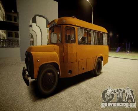 КАвЗ-685 Школьный для GTA 4 вид слева