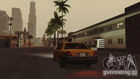 ENB солнечный для низких или средних шт для GTA San Andreas четвёртый скриншот