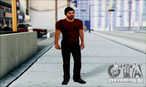 Grant Brody из Far Cry 3 для GTA San Andreas второй скриншот
