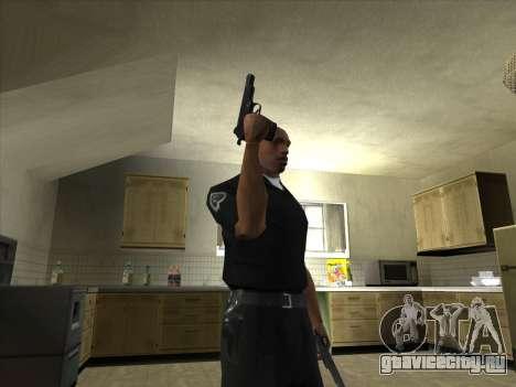 Пак Отечественного Оружия для GTA San Andreas третий скриншот