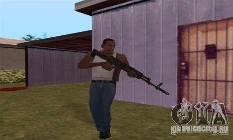 AK-12 для GTA San Andreas восьмой скриншот