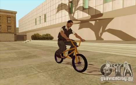 BMX для GTA San Andreas вид справа