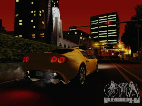 SA_RaptorX v 1.0 для слабых ПК для GTA San Andreas второй скриншот