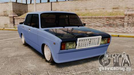 LADA 2107 Time Attack Racer для GTA 4