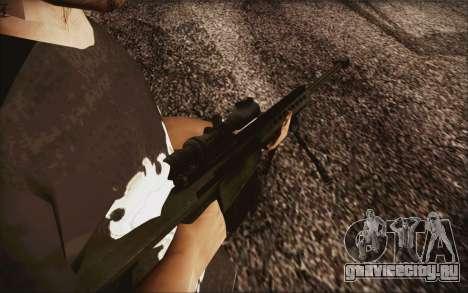 Barrett M82 для GTA San Andreas второй скриншот