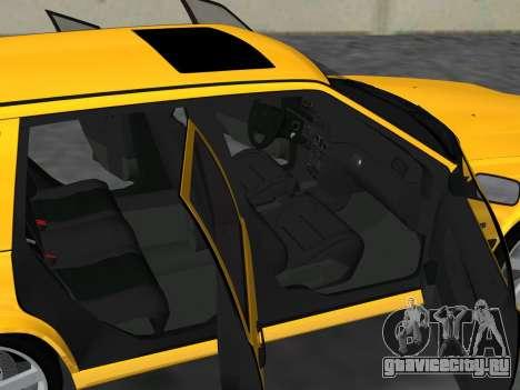 Volvo 850 R Estate для GTA Vice City вид сбоку