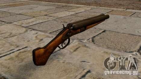 Обрез-дробовик для GTA 4 второй скриншот