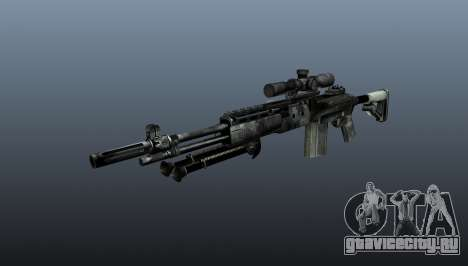 Снайперская винтовка M21 Mk14 v3 для GTA 4