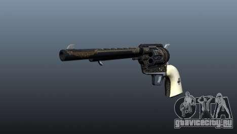 Револьвер Lucky для GTA 4